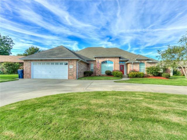 4805 Eric Drive, Oklahoma City, OK 73135 (MLS #794576) :: Richard Jennings Real Estate, LLC