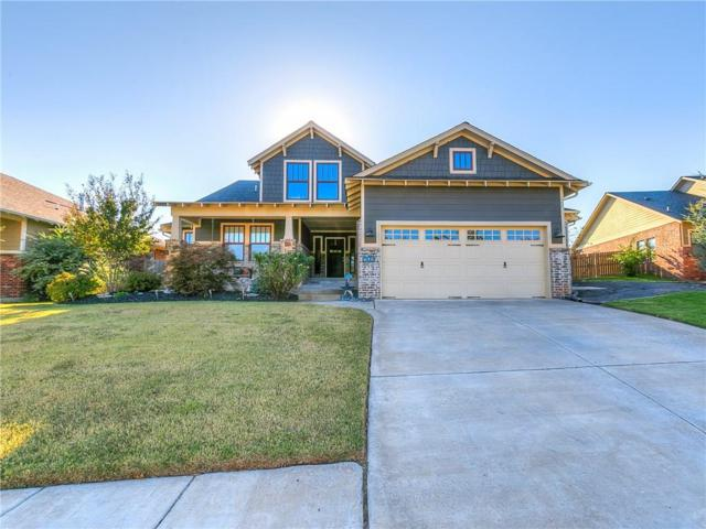 709 Falling Sky, Edmond, OK 73034 (MLS #794658) :: Homestead & Co