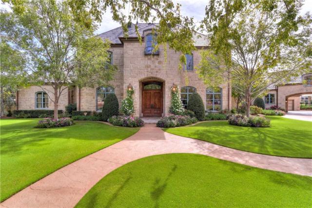 5208 Wisteria Drive, Oklahoma City, OK 73142 (MLS #794670) :: Homestead & Co