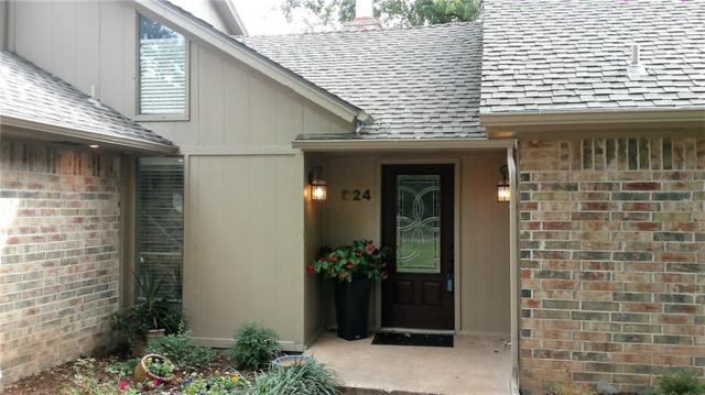 824 Woodbury, Edmond, OK 73034 (MLS #794709) :: Richard Jennings Real Estate, LLC