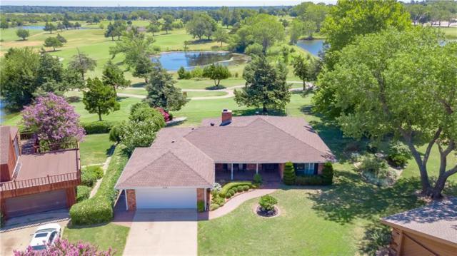 329 Pauline Renee Drive, Moore, OK 73160 (MLS #794754) :: Richard Jennings Real Estate, LLC