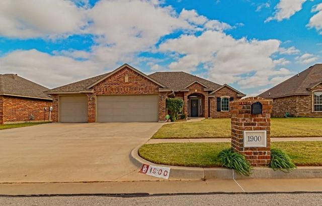 1900 Breakers Lane, Oklahoma City, OK 73128 (MLS #794779) :: Wyatt Poindexter Group