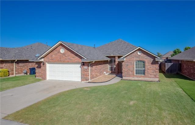 613 SW 159th Street, Oklahoma City, OK 73170 (MLS #794788) :: Richard Jennings Real Estate, LLC