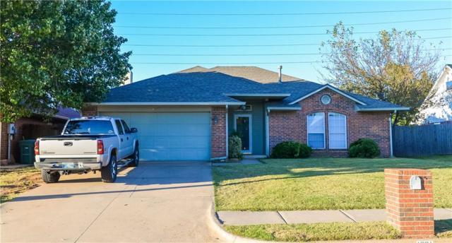 1721 Pinnacle Lane, Edmond, OK 73003 (MLS #794797) :: Wyatt Poindexter Group