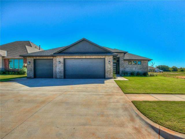 4316 NW 154th Place, Edmond, OK 73013 (MLS #794805) :: Richard Jennings Real Estate, LLC