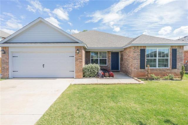 2122 Bradford, Newcastle, OK 73065 (MLS #794813) :: Richard Jennings Real Estate, LLC
