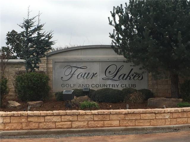 2536 Four Lakes Drive, Blanchard, OK 73010 (MLS #794873) :: Wyatt Poindexter Group