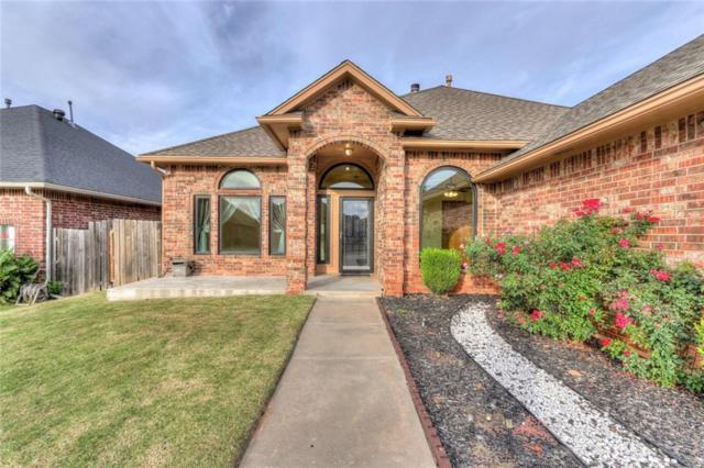 829 Elm Creek Drive, Moore, OK 73160 (MLS #794890) :: Richard Jennings Real Estate, LLC