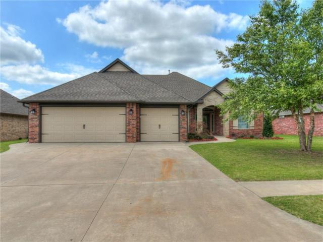 2920 SE 27th Street, Moore, OK 73160 (MLS #794892) :: Richard Jennings Real Estate, LLC