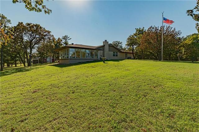 1014 N County Line Road, Newcastle, OK 73065 (MLS #794896) :: Richard Jennings Real Estate, LLC