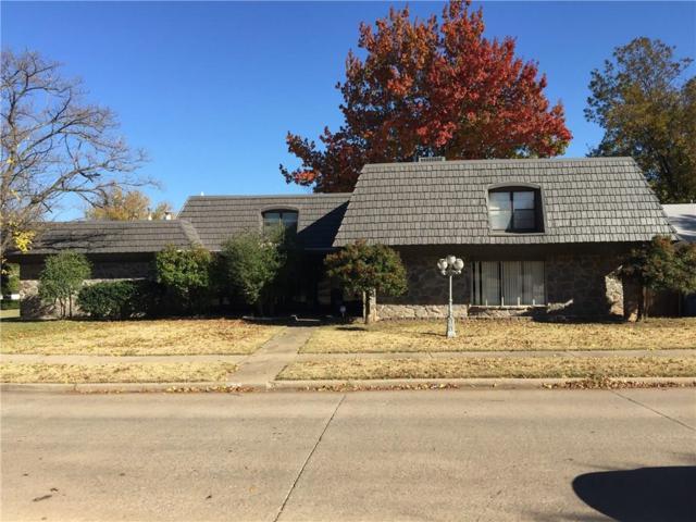 3120 Shadybrook, Midwest City, OK 73110 (MLS #794977) :: Wyatt Poindexter Group