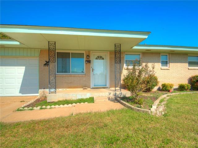 4801 Trapp Drive, Del City, OK 73115 (MLS #794989) :: Richard Jennings Real Estate, LLC