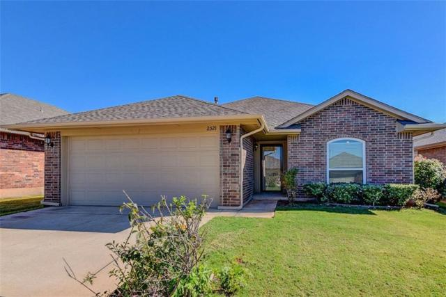 2521 Fawn Run Crossing, Norman, OK 73071 (MLS #795032) :: Richard Jennings Real Estate, LLC