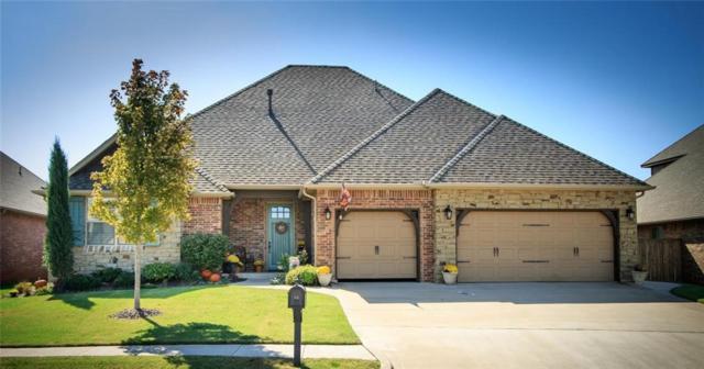 616 Humber Bridge Court, Edmond, OK 73034 (MLS #795039) :: Richard Jennings Real Estate, LLC