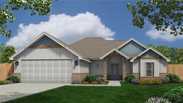 3421 Superior Drive, Moore, OK 73160 (MLS #795076) :: Wyatt Poindexter Group
