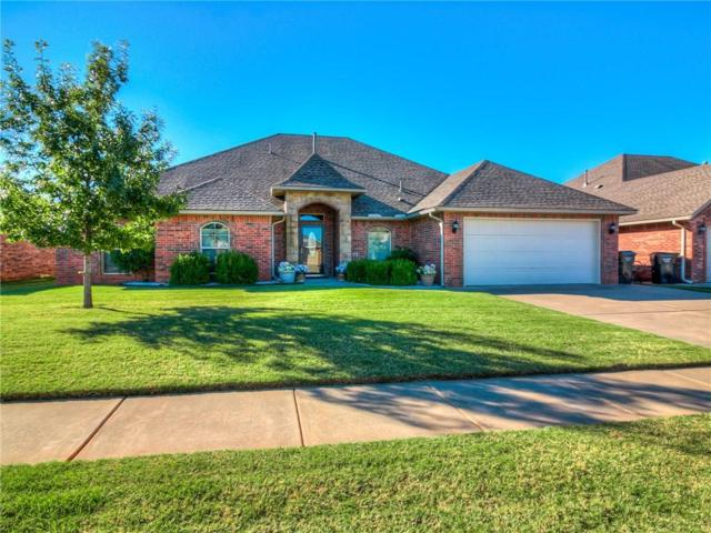 1408 NW 13th Place, Moore, OK 73170 (MLS #795087) :: Barry Hurley Real Estate
