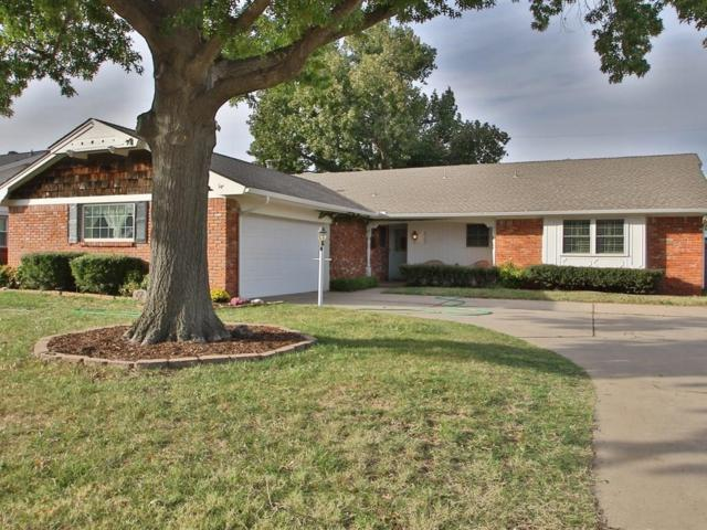 4105 NW 60, Oklahoma City, OK 73112 (MLS #795138) :: Barry Hurley Real Estate