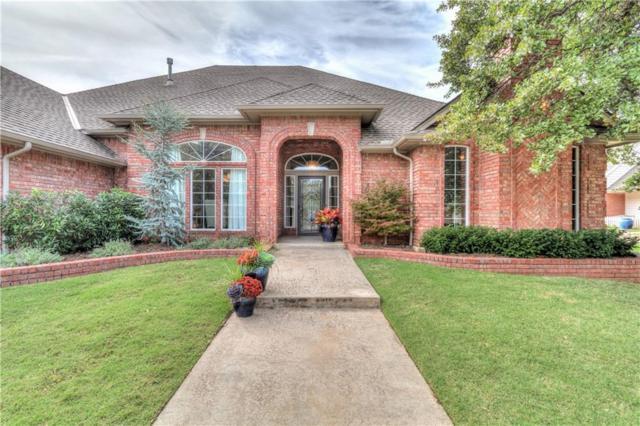 6009 Muirfield Drive, Edmond, OK 73025 (MLS #795198) :: Barry Hurley Real Estate