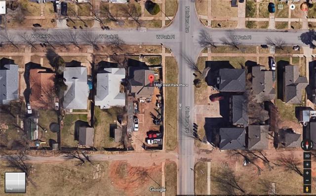 1800 W Park Place, Oklahoma City, OK 73106 (MLS #795206) :: Wyatt Poindexter Group