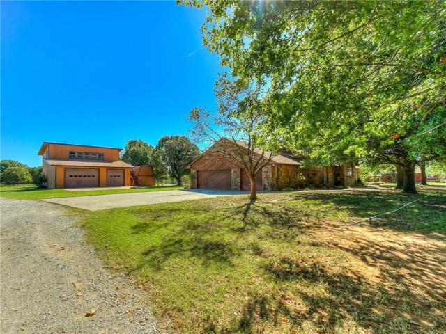 3970 Fred Stevens Lane, Choctaw, OK 73020 (MLS #795244) :: Richard Jennings Real Estate, LLC