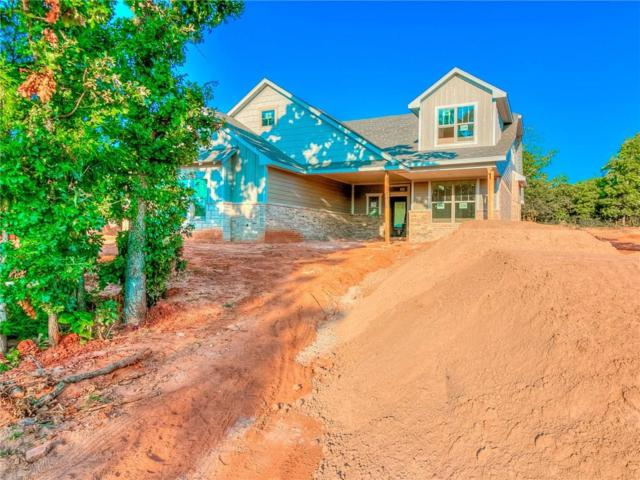 5709 Montford Way, Choctaw, OK 73020 (MLS #795255) :: Richard Jennings Real Estate, LLC