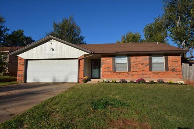 5221 Gaines Street, Oklahoma City, OK 73135 (MLS #795325) :: Wyatt Poindexter Group