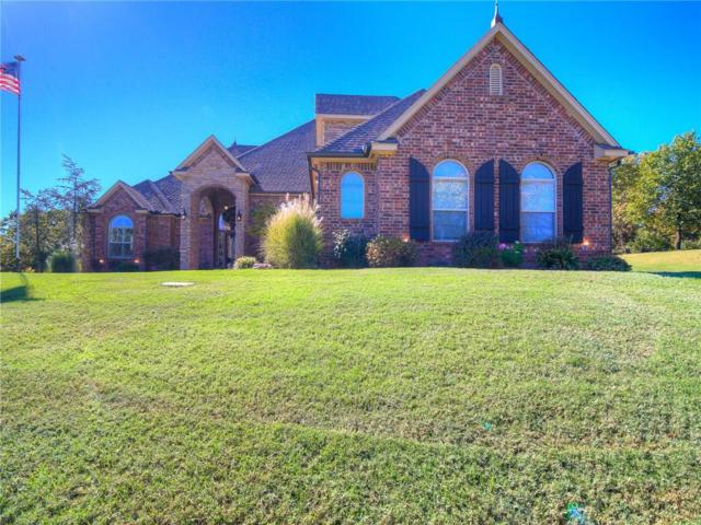 14830 SE 51st, Choctaw, OK 73020 (MLS #795346) :: Richard Jennings Real Estate, LLC