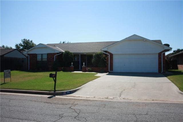 36 Danfield, Oklahoma City, OK 73149 (MLS #795351) :: Wyatt Poindexter Group