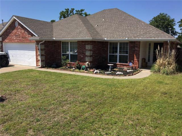 14437 Timberdale, Choctaw, OK 73020 (MLS #795356) :: Richard Jennings Real Estate, LLC