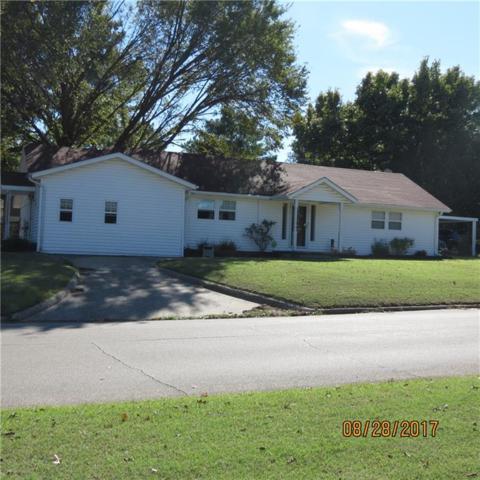 624 W 10th Street, Wewoka, OK 74884 (MLS #795363) :: Wyatt Poindexter Group