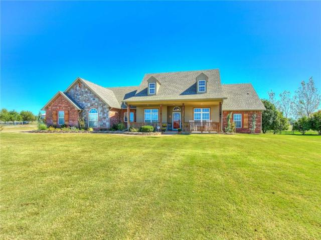 13700 Stone Creek, Oklahoma City, OK 73165 (MLS #795366) :: Wyatt Poindexter Group
