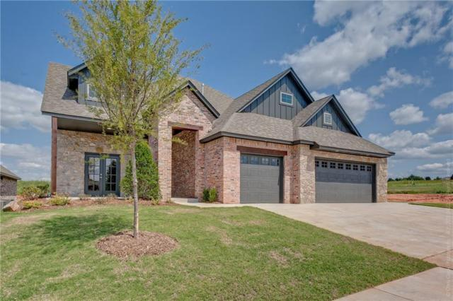 16313 Brookefield Drive, Edmond, OK 73013 (MLS #795398) :: Homestead & Co