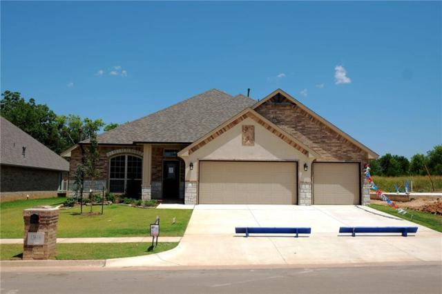 13616 Calabria Trail, Oklahoma City, OK 73170 (MLS #795408) :: Wyatt Poindexter Group