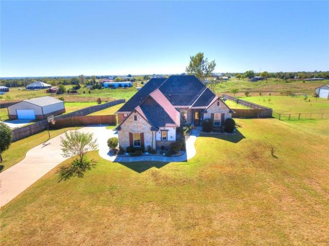 6800 SE 162nd Street, Oklahoma City, OK 73165 (MLS #795418) :: Homestead & Co