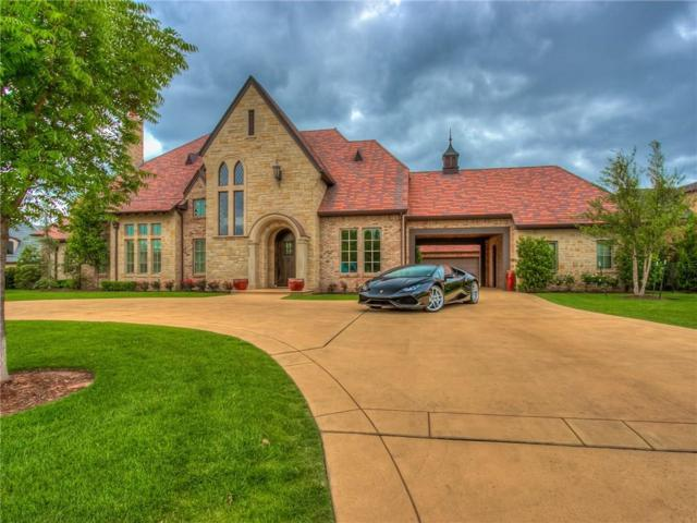 5408 Pulchella Lane, Oklahoma City, OK 73142 (MLS #795421) :: Homestead & Co