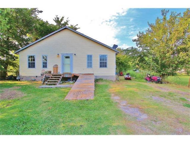 105 W Meek, Wayne, OK 73095 (MLS #795422) :: Barry Hurley Real Estate