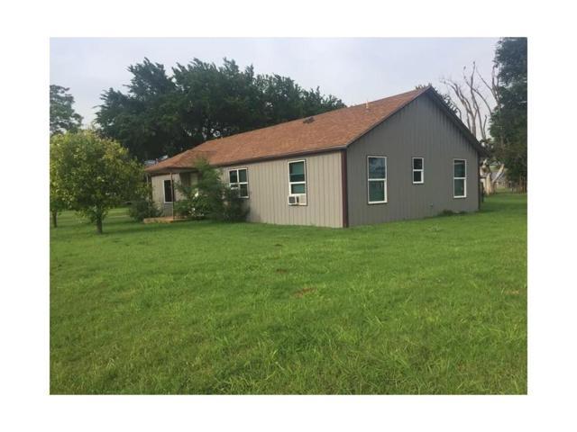 502 S 4th Street, Hammon, OK 73650 (MLS #795433) :: Wyatt Poindexter Group