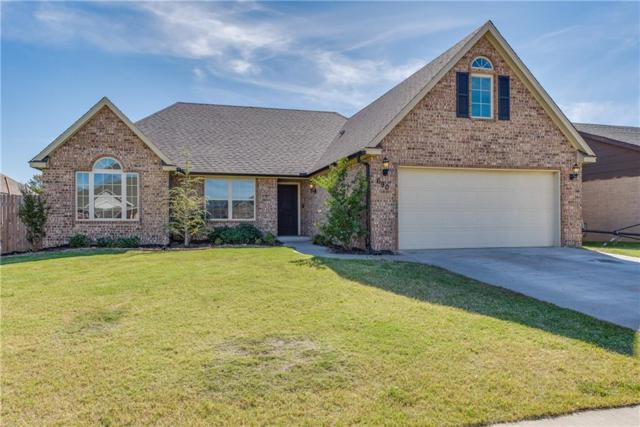 690 12th Street, Moore, OK 73160 (MLS #795457) :: Richard Jennings Real Estate, LLC