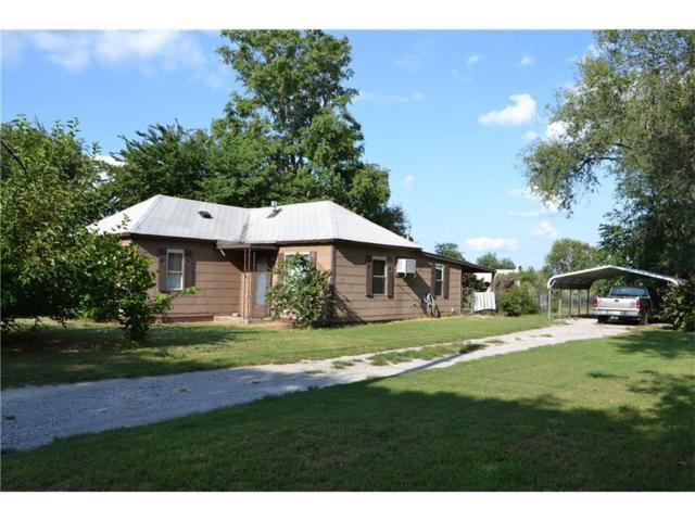 125 N Pottenger, Shawnee, OK 74801 (MLS #795462) :: Wyatt Poindexter Group