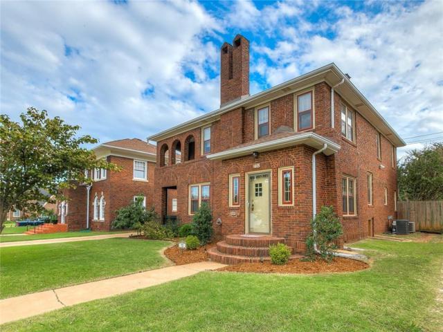 732 NE 20th Street, Oklahoma City, OK 73105 (MLS #795470) :: Richard Jennings Real Estate, LLC