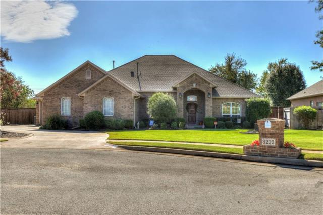 3212 SW 111th Street, Oklahoma City, OK 73170 (MLS #795494) :: Richard Jennings Real Estate, LLC