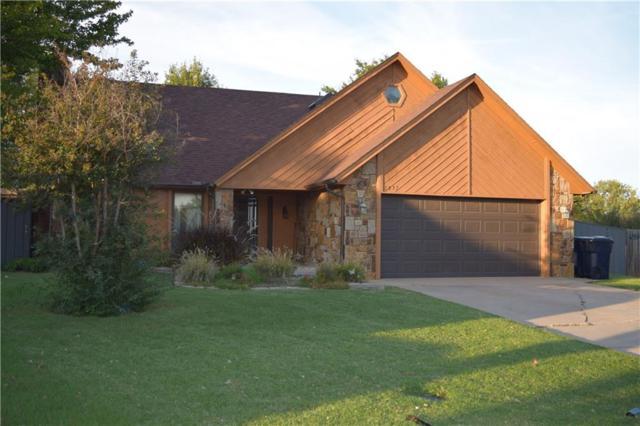 3837 Seaward Circle, Yukon, OK 73099 (MLS #795499) :: Wyatt Poindexter Group
