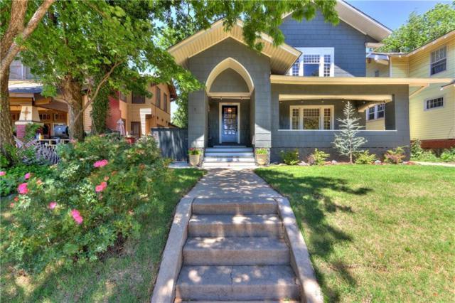 1015 NW 16th Street, Oklahoma City, OK 73106 (MLS #795523) :: Richard Jennings Real Estate, LLC