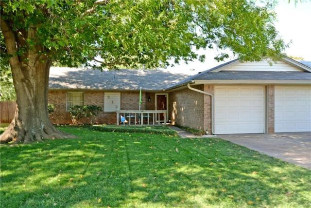 913 Mercury Road, Edmond, OK 73003 (MLS #795527) :: Homestead & Co