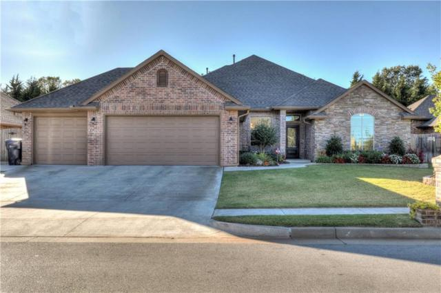 13605 Rachel Court, Oklahoma City, OK 73170 (MLS #795535) :: Homestead & Co
