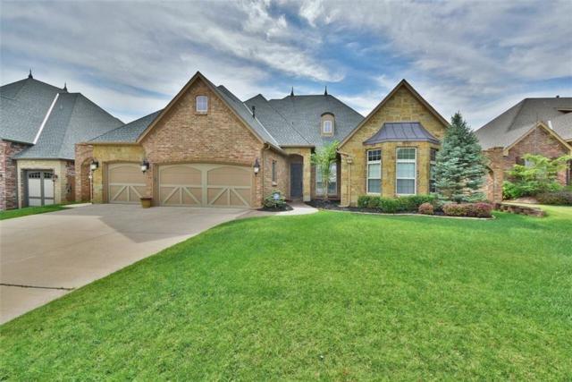 1340 Canyon Bridge Lane, Edmond, OK 73034 (MLS #795537) :: Barry Hurley Real Estate