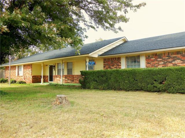 309 NE 12th Street, Moore, OK 73160 (MLS #795555) :: Richard Jennings Real Estate, LLC