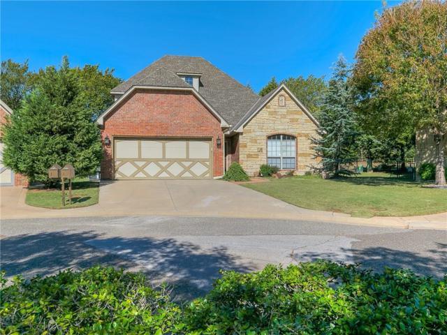 4509 Olde Village Circle, Edmond, OK 73013 (MLS #795559) :: Richard Jennings Real Estate, LLC