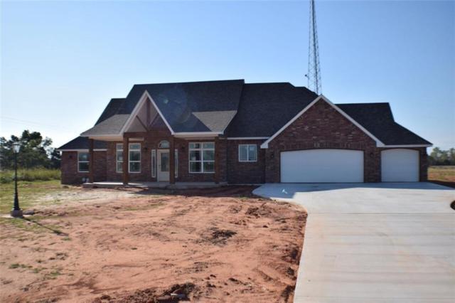 2399 County Road 1260, Blanchard, OK 73010 (MLS #795561) :: Richard Jennings Real Estate, LLC