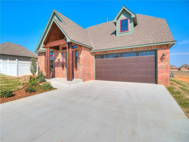 12511 Shady Hollow, Choctaw, OK 73020 (MLS #795567) :: Richard Jennings Real Estate, LLC
